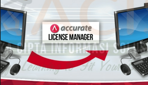 Panduan Instal Accurate License Manager