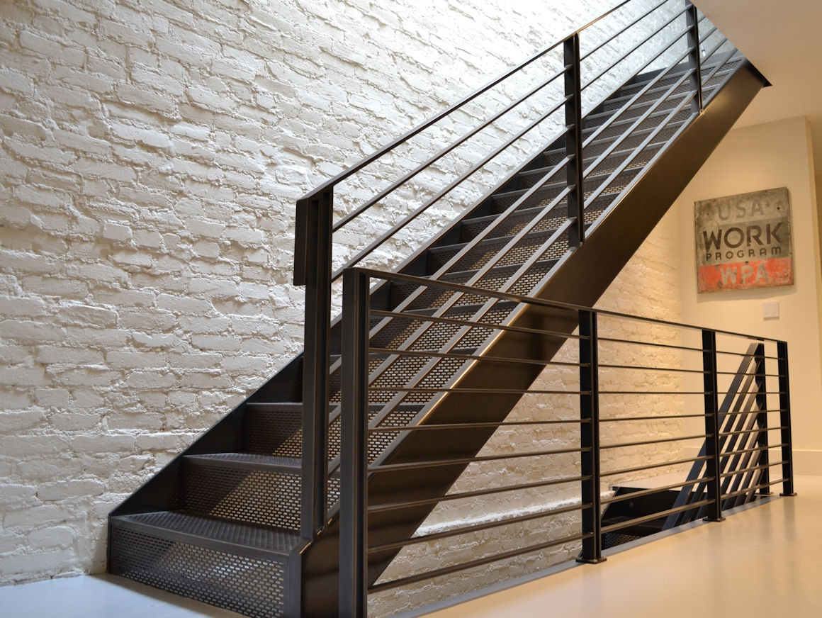 Perforated Metal Stairs Stair Treads Accurate Perforating Company | Composite Exterior Stair Treads | Blocking | Indoor | Deck Trex | Picture Framing | Patio