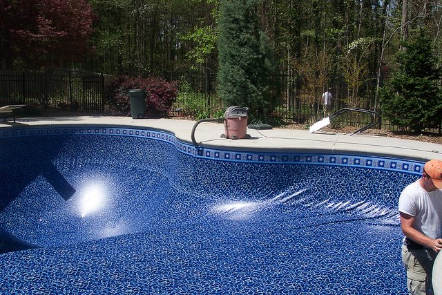 Vinyl Liner Replacement for In Ground Swimming Pools