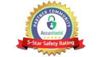 Partner Community - 5-Star Rating badge