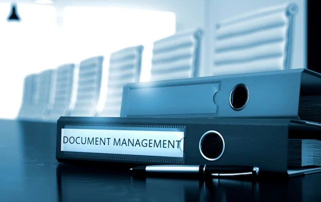 Document Management Transition