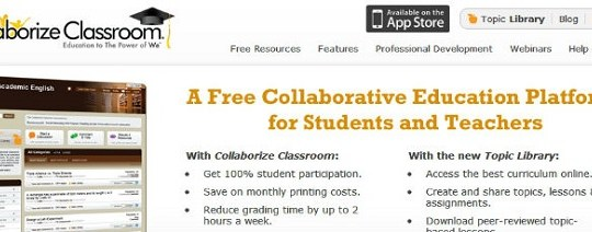 [CollaborizeClassroom.com] Technology in Schools