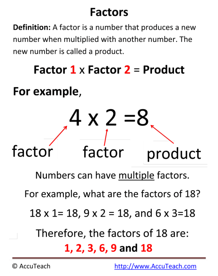 what-is-a-Factor-one-pager