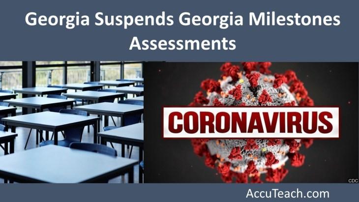 Coronavirus shuts down Georgia's Schools