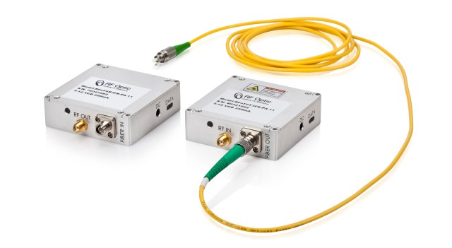 Fibre Optic Products | Accutronics