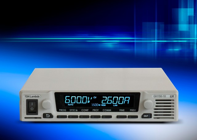 GH 1.5kW Programmable Power Supply