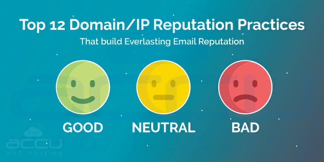 Top 12 Domain/IP Reputation Practices That Build Everlasting