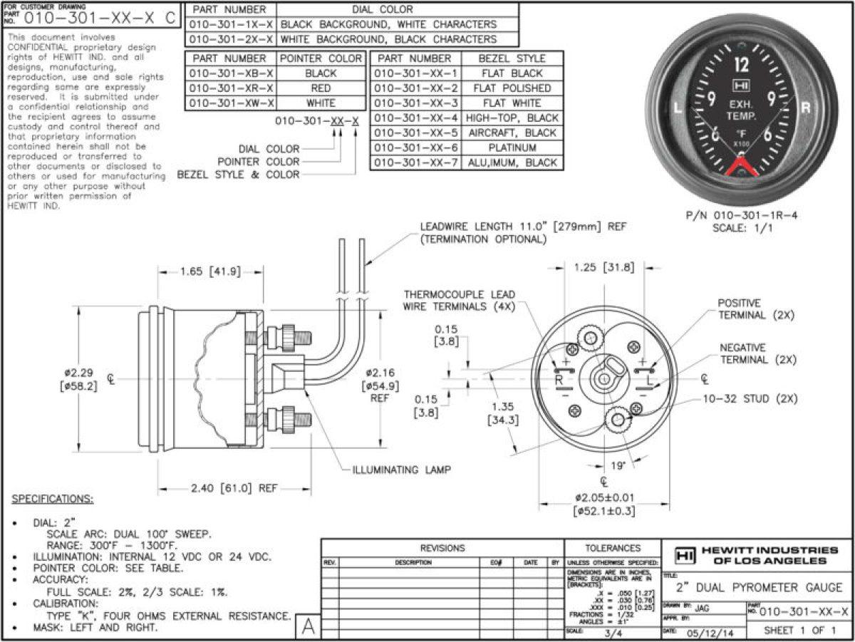dual pyrometer 3