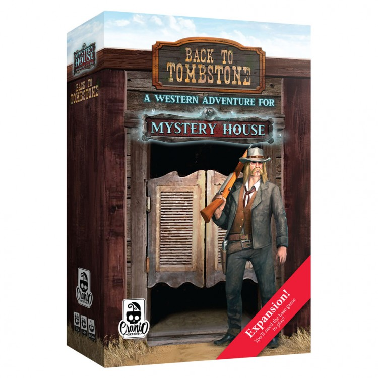 Mystery House: Back to Tombstone Exp