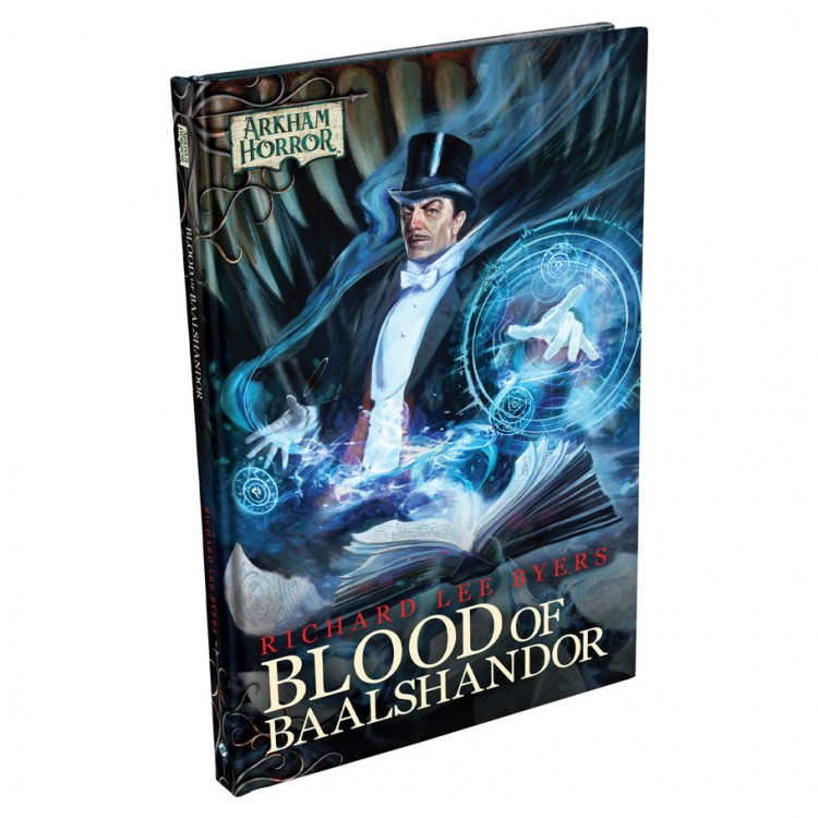 AH: Blood of Baalshandor (Novel)