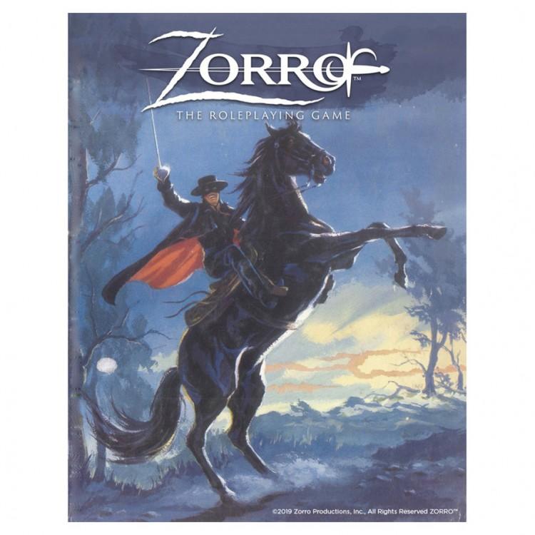 Zorro RPG