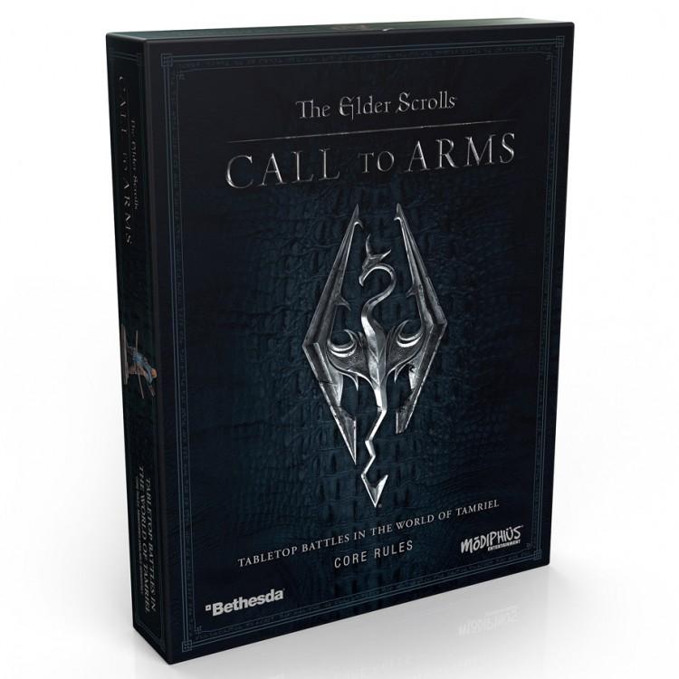 Elder Scrolls: CtA: Core Rules