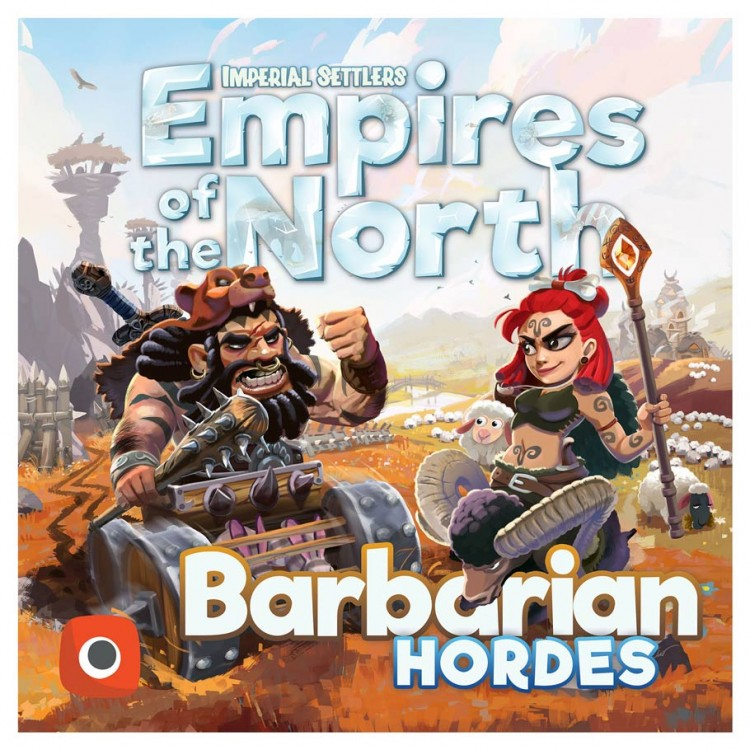 Imperial Settlers: Empires: Barbarian