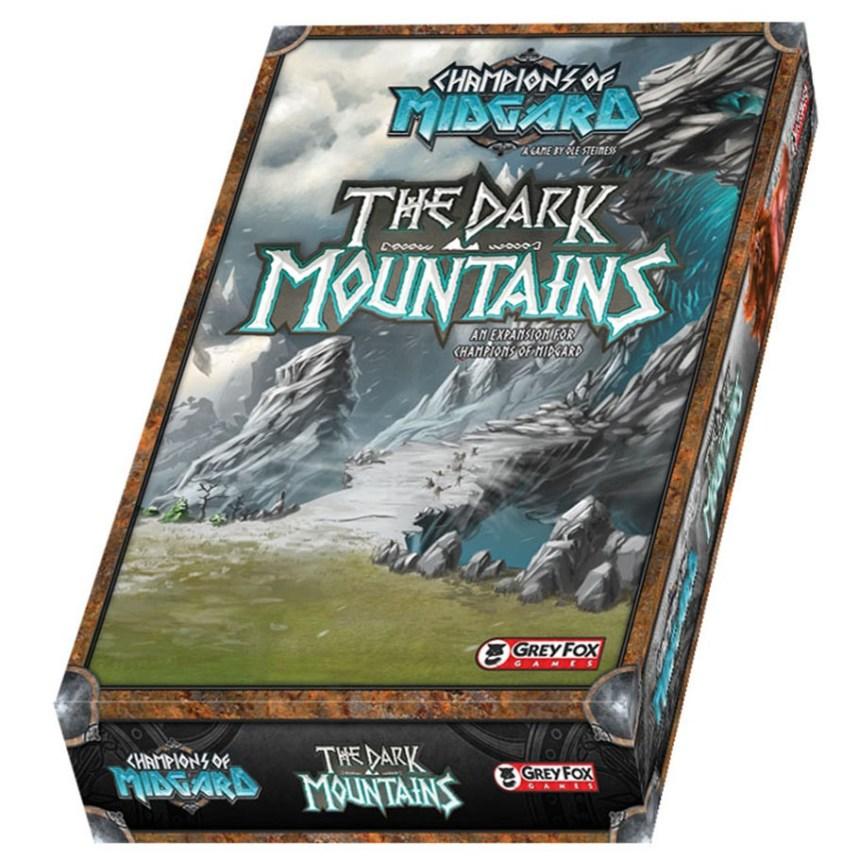 Image result for Champions of Midgard: The Dark Mountains
