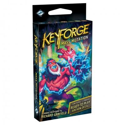 KeyForge: MM: Archon Deck Display