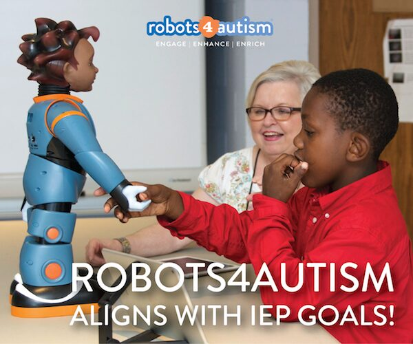Robot Teaches Social Skills to Children With Autism