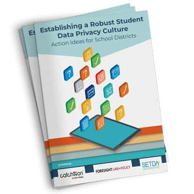 From CatchOn: A Student Data Privacy Guidebook for Remote Learning