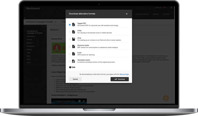 Blackboard Ally Integrates BeeLine Reader to Improve Accessibility of Digital Learning Content for All Students