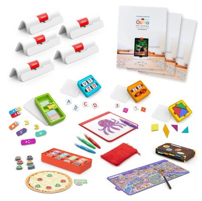 """Osmo For Schools Announces FREE June 16 Webinar """"Shake Up Your Station Rotations, In Time for Fall"""""""