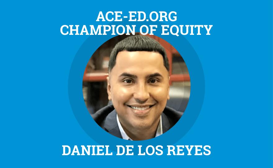 Daniel de los Reyes, Champion of Equity