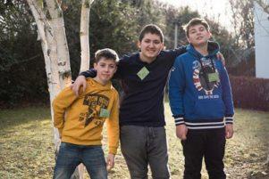 Les adolescents et les valeurs de l'amitié