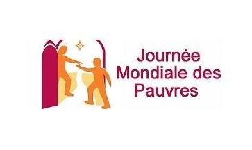 Journée Mondiale des Pauvres