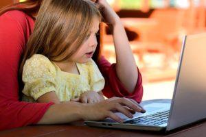 protéger les données et les enfants