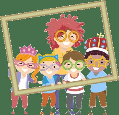 Activités déguisements pour les enfants - Action Catholique des Enfants