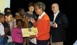Prix de la Vaillance - Jacqueline Tabarly