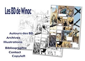 Site internet de Winoc