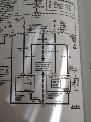Ford SVO 30# EV1(redtop) Injector Offsets for LT1