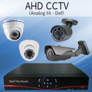AHD CCTV System