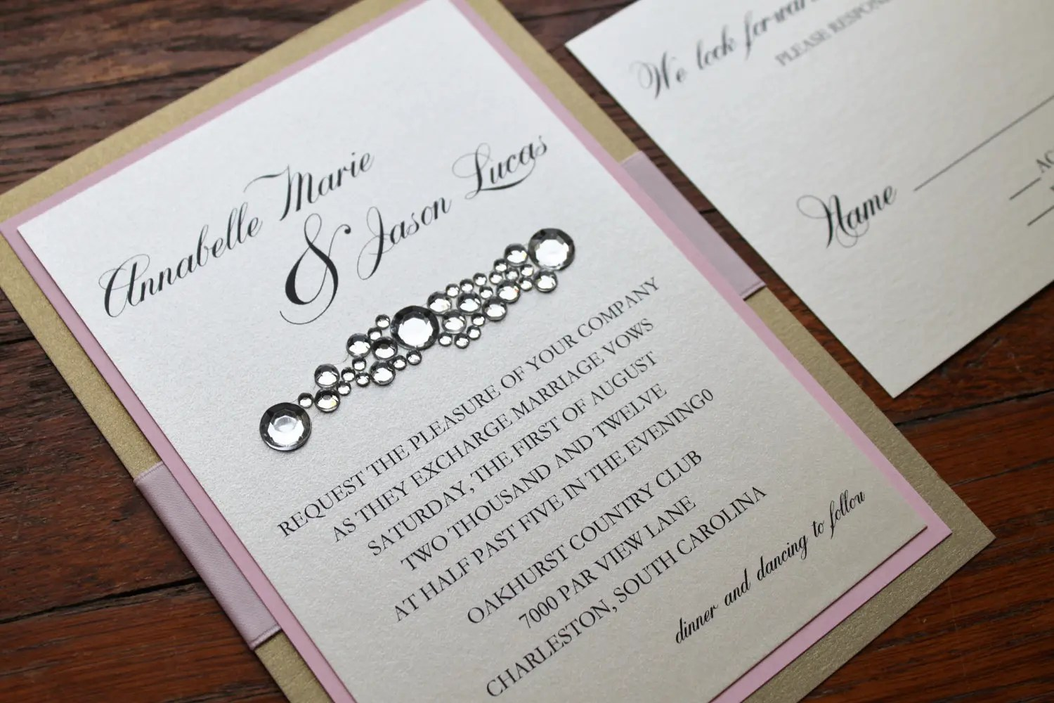 Create Your Wedding Invitation Online