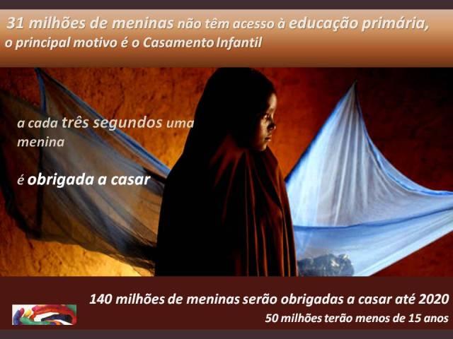 Campanha Dia Internacional da Rapariga 2014