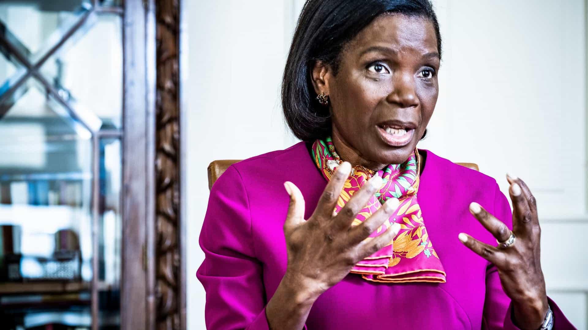 Ministra da Justiça, Francisca Van Dunem,-Direitos Humanos