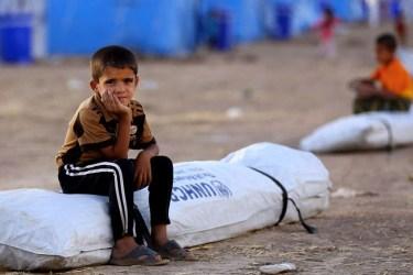 Crianças Refugidas-não acompanhadas-Grécia-ACEGIS