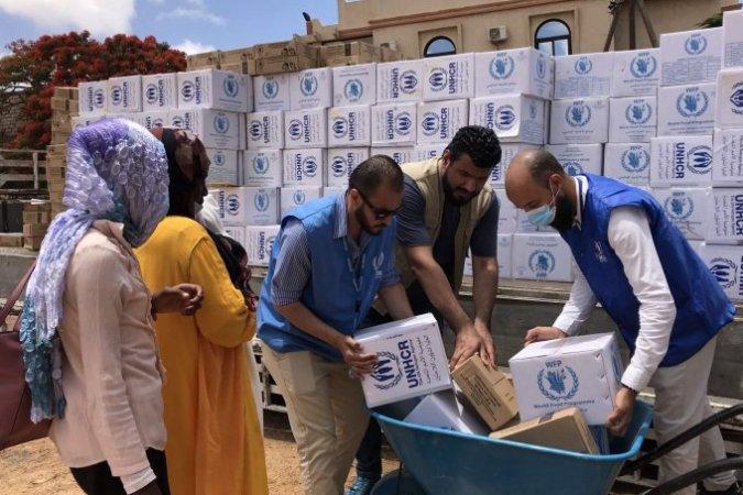 Programa Alimentar Mundial da ONU vence Prémio Nobel da Paz-ACEGIS