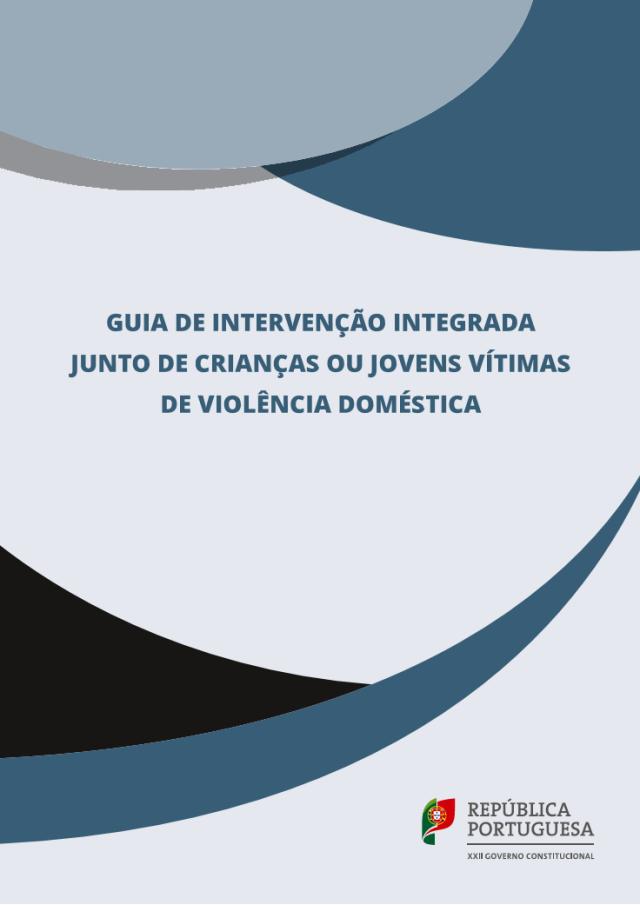Guia Crianças e Jovens Vítimas de Violência Doméstica