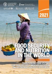 """""""O Estado da Segurança Alimentar e Nutrição no Mundo 2021-ACEGIS"""
