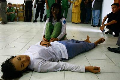 35 Siswi Smk Banda Aceh Kesurupan Acehkita Com