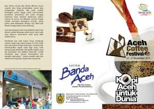Festival Kopi Aceh 2011