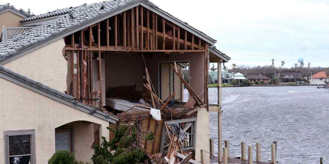 Sell Your Hurricane Damaged House