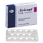 Aricept 5mg