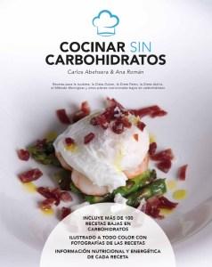 Portada del libro Cocinar sin Carbohidratos