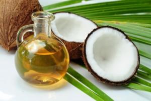 reducir el abdomen gracias al consumo del Aceite de Coco