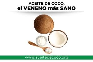 Aceite de Coco, el Veneno más Sano