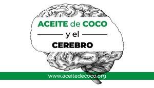 El Aceite de Coco y el Cerebro