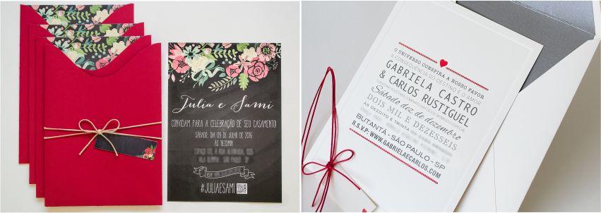 Convite de Casamento para Convidados
