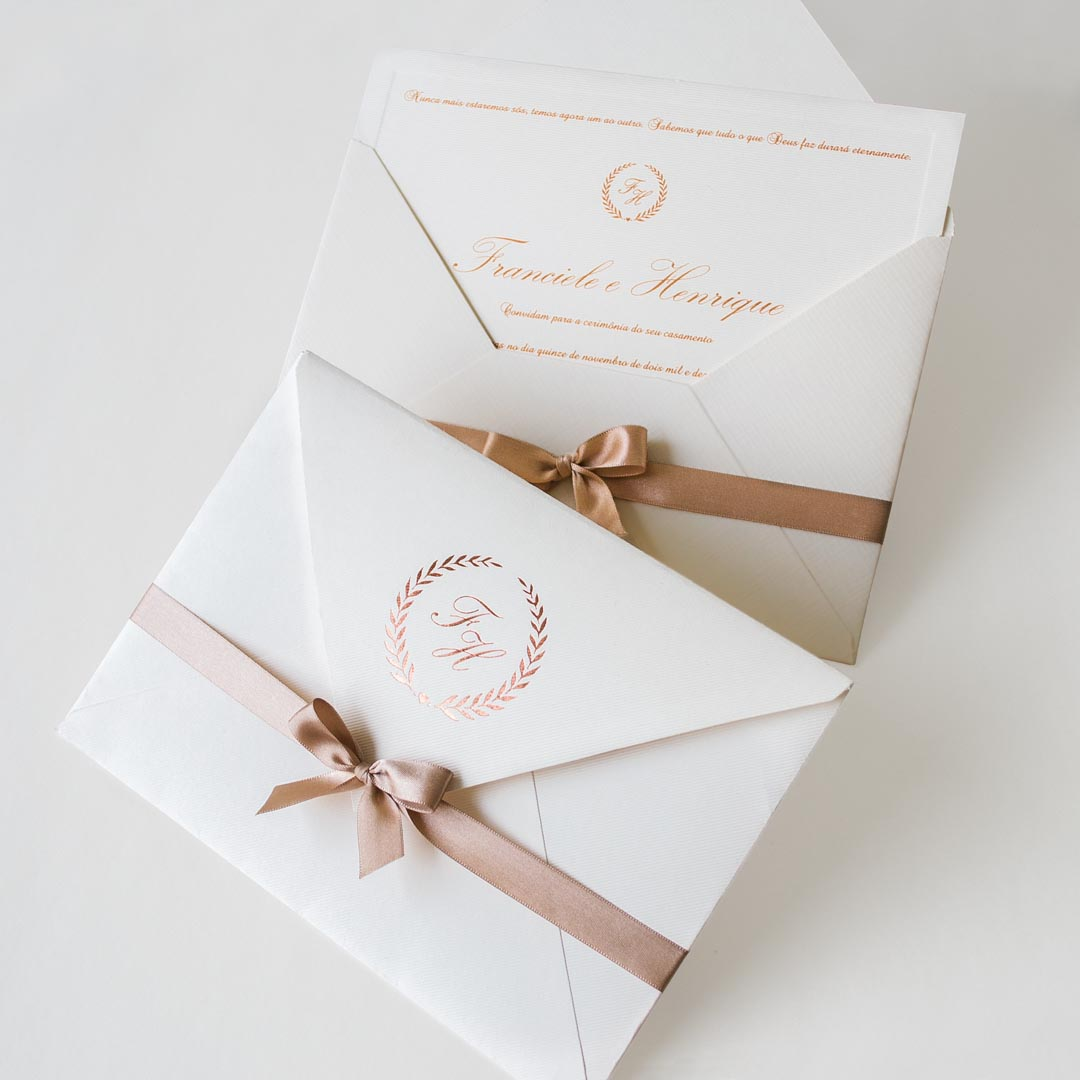 Convites De Casamento Simples Veja Estes Lindos Modelos Aceito Sim