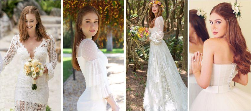 Vestidos de noiva Marina Ruy Barbosa